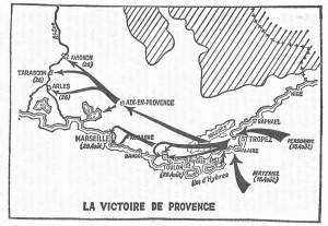 La victoire de Provence