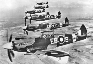 Spitfire F Mk XIIs