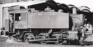 Locomotive 030-tu