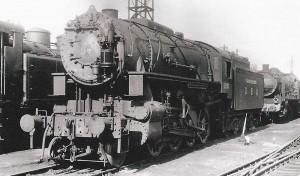 Locomotive 140-u