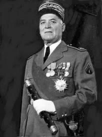 Le maréchal Juin