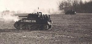Les chars légers du 5ème RCA