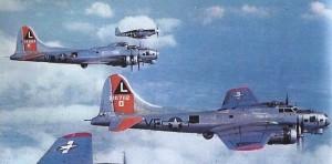 Boeing B17 Forteresse volante