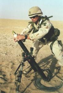 Mortier de 60 mm