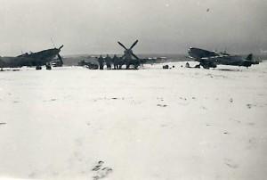 Toul 3 janvier 1945 Spitfires