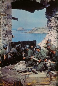 Canon anti-chars M1 calibre 57