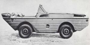 Jeep amphibie
