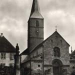 L'église de Sigolsheim