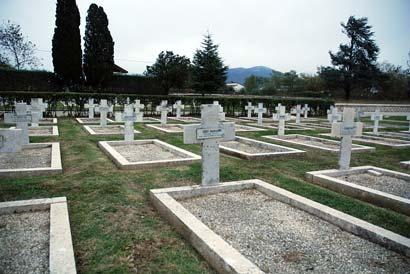 Nécropole de Venafro